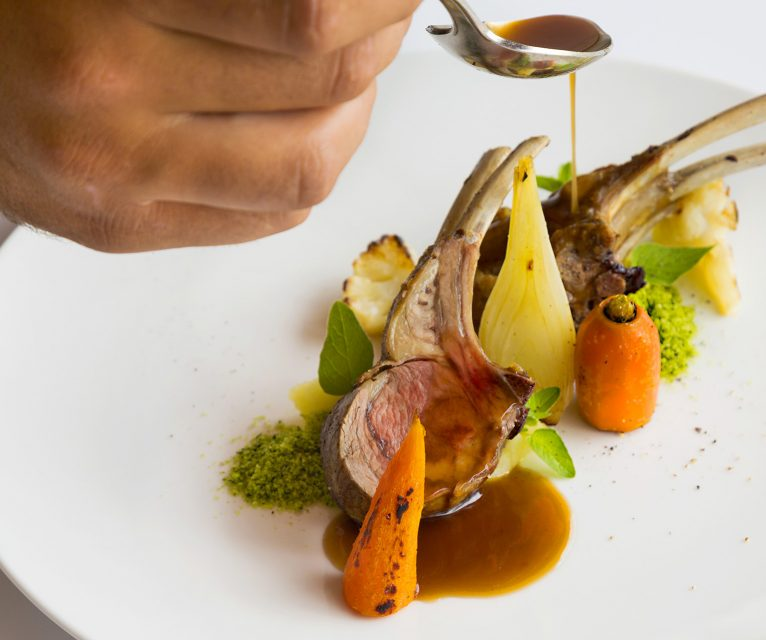 Hotel Airone restaurant