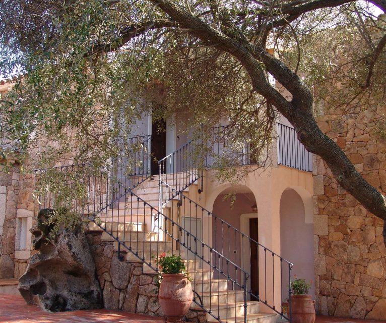 Hotel Parco degli ulivi esterni