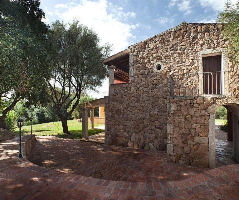 Hotel Parco degli ulivi esterni camere