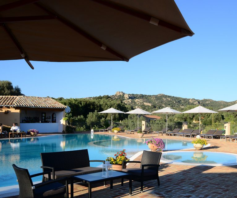 Hotel Parco degli ulivi piscina bar