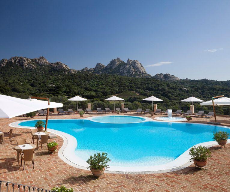 Hotel Parco degli ulivi piscina