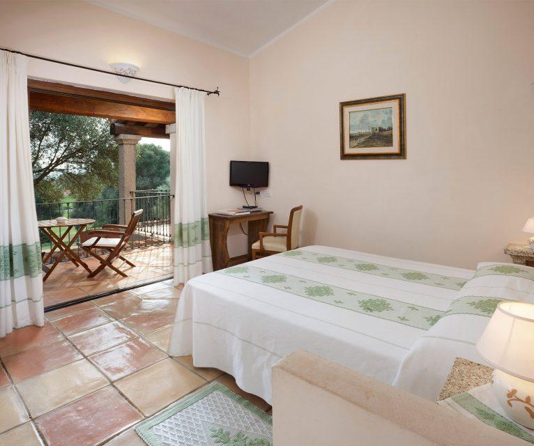 Hotel Parco degli ulivi camere