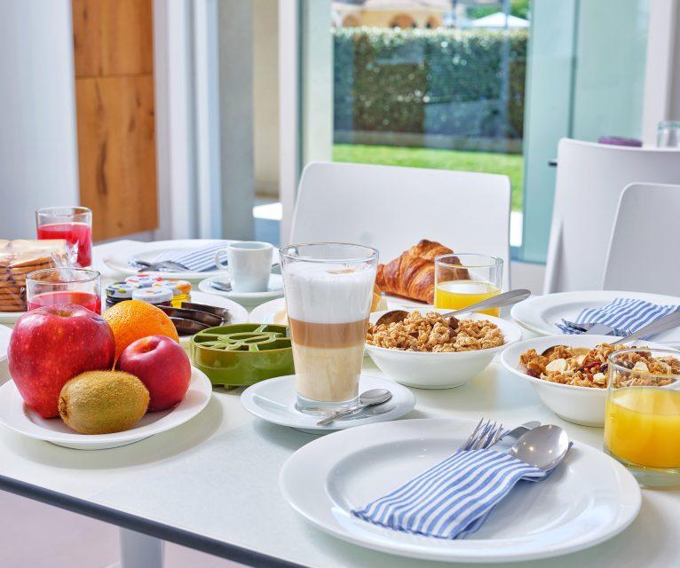 Residence Porto San Paolo colazione