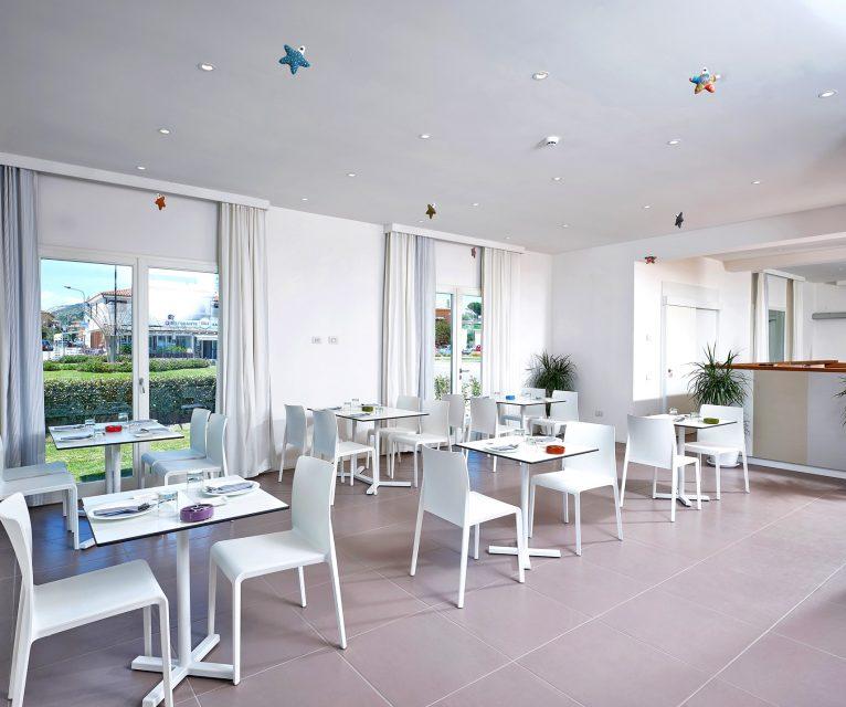 Residence Porto San Paolo sala colazione