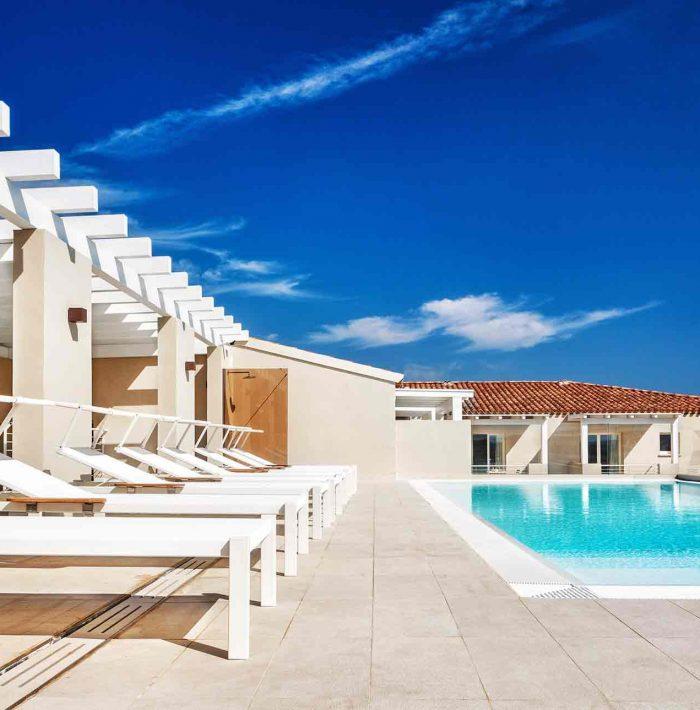 Residence Porto San Paolo piscina