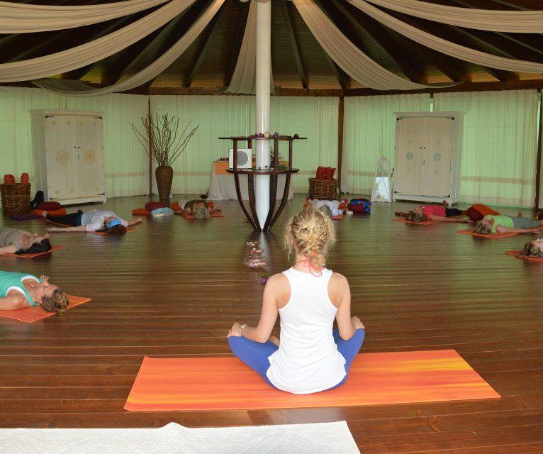 Galanias Hotel & Retreat Bari Sardo Yoga Sardinien