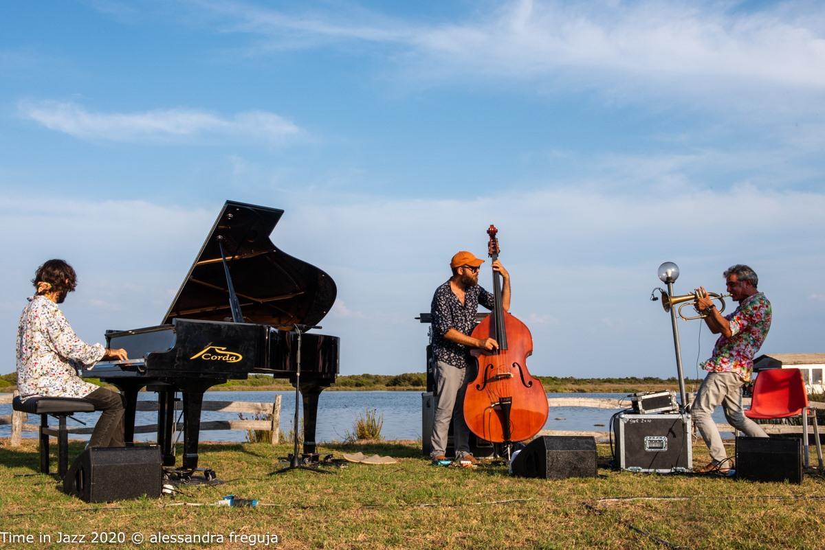 Paolo Fresu non si ferma, in Sardegna è Time in Jazz 2021