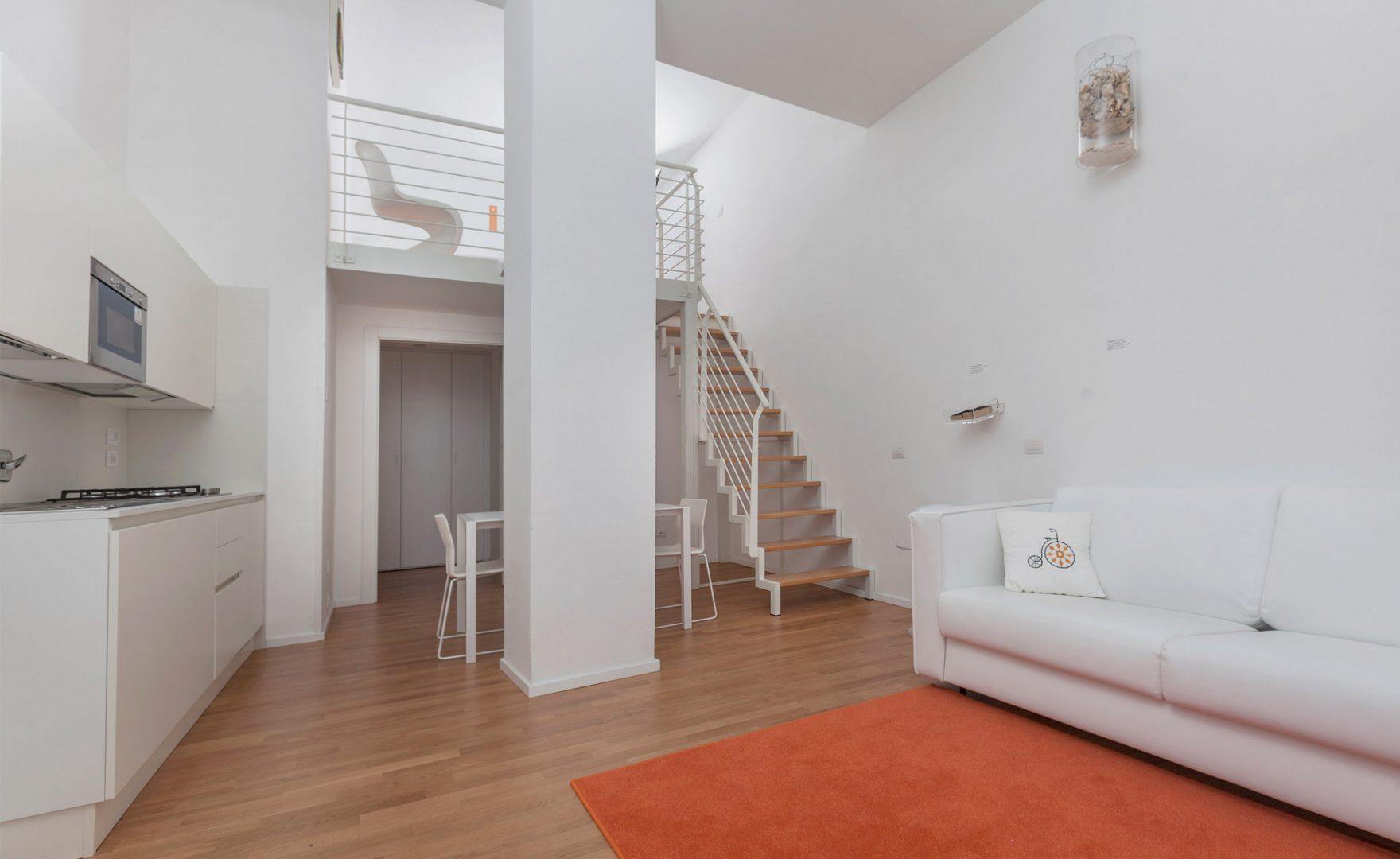 Dettaglio appartamento Residence Hotel Grandi Magazzini Nuoro
