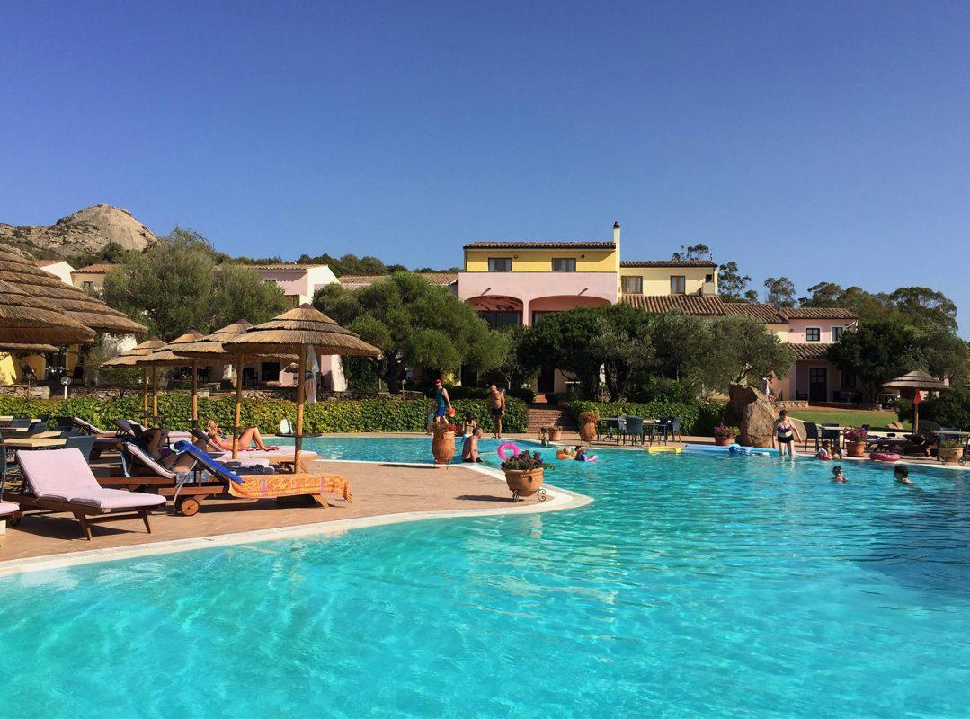 Hotel Baja Sardinia Airone 4 stelle Sardegna