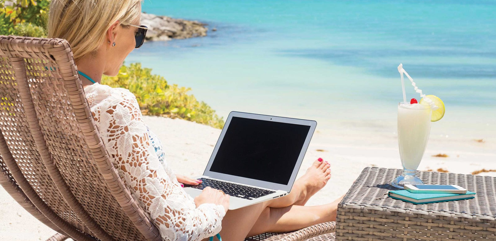 Lavorare in vacanza: lo smart working in Gallura
